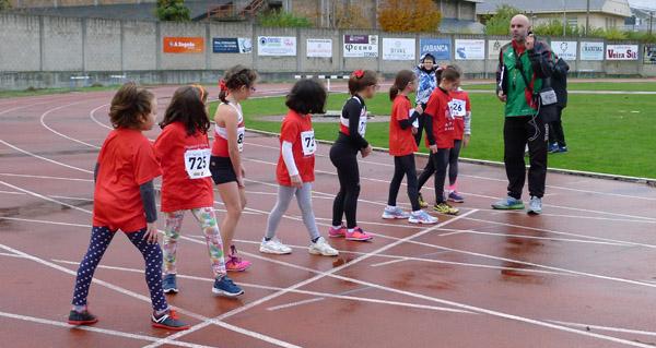 Photo of Xornada de promoción do atletismo base no Barco