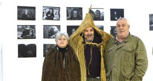"""Petín acolle unha exposición fotográfica sobre """"Mulheres"""" do rural"""