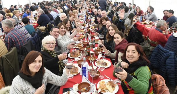 Photo of A XVII Festa da Empanada de Costrelas da Rúa supera expectativas