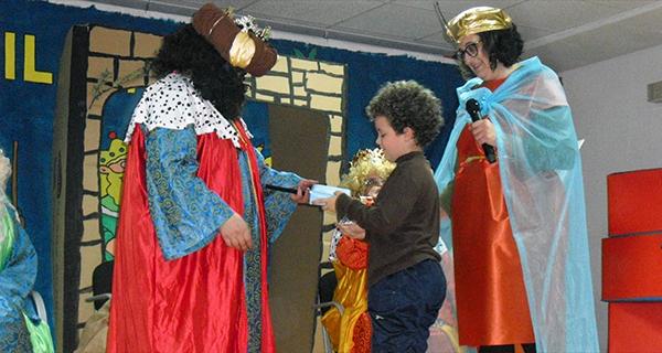 Photo of Teatro e Reis no Nadal do CEIP Xosé Manuel Folla Respino, en Vilamartín de Valdeorras