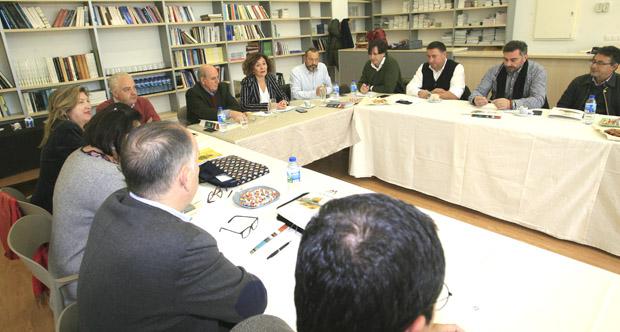 Photo of A Asociación de Municipios do Camiño de Inverno reúnese en Pantón