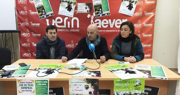 Photo of Unha pista de xeo natural, entre as propostas da campaña de Nadal de AEVER en Verín