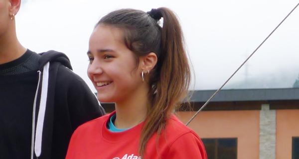 Photo of A valdeorresa Inés Docampo, entre os 23 atletas confirmados na concentración galega de Nadal do sector de medio fondo e fondo
