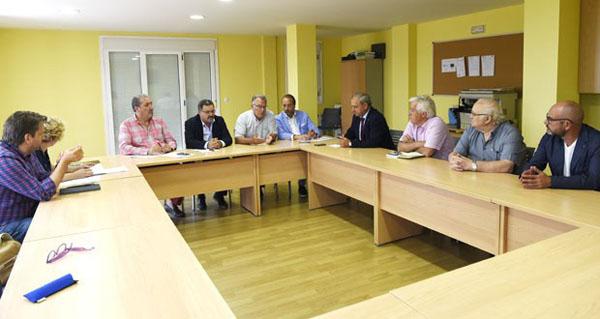Photo of A comisión de seguemento da Plataforma da A-76 reunirase en Monforte