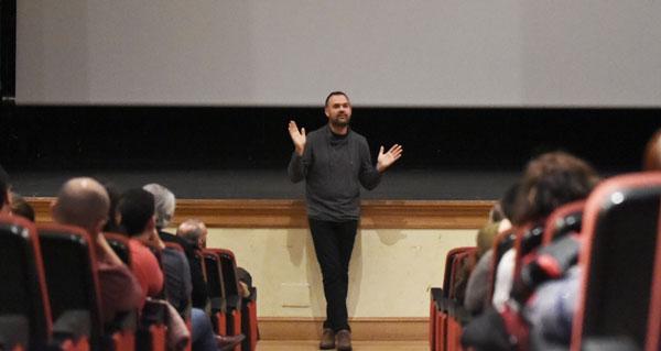 """Photo of O cineasta Xacio Baño presenta no Barco """"Trote"""", a súa visión do rural galego"""