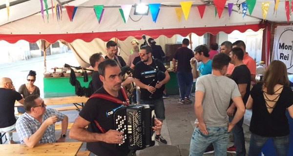 Photo of Nove grupos participarán nos II Cantos de Taberna de Viana
