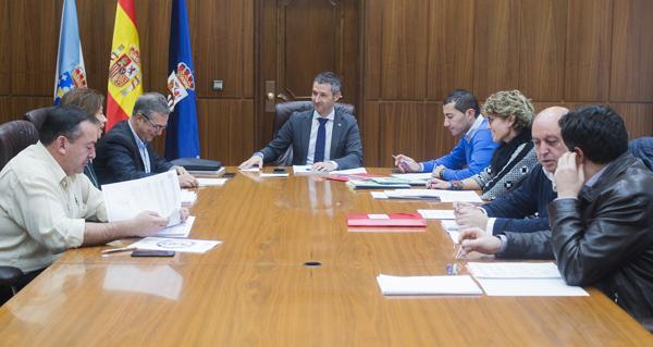 Photo of O Consorcio provincial contra incendios terá un orzamento de 4,3 millóns de euros no 2019