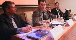 O conselleiro de Cultura asegura que no 2019 o observatorio astronómico da Veiga fará de Trevinca un referente