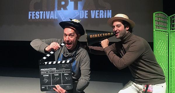 Photo of O Festival Internacional de Curtas de Verín pon o broche a unha exitosa III edición