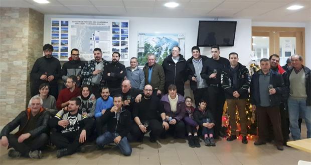 Photo of Estación de Montaña Oca Manzaneda agasalla aos seus traballadores no Nadal