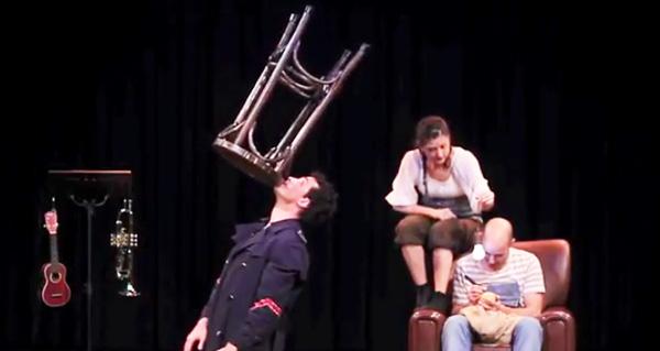 Photo of Unha fusión de teatro, circo e música para encetar o Nadal no Barco