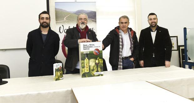 """Photo of Valdeorras, a D.O. galega con máis porcentaxe de """"Grandes Ouros"""" na """"Guía dos Viños de Galicia 2019"""""""
