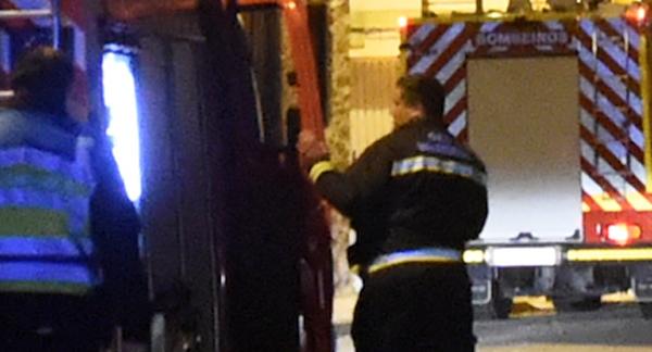 Photo of Incendio de madrugada nunha adega en Somoza (A Rúa)
