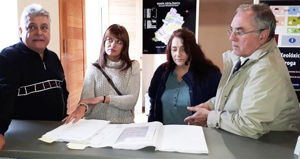Photo of Quiroga proxecta ampliar as instalacións do seu Museo Xeolóxico