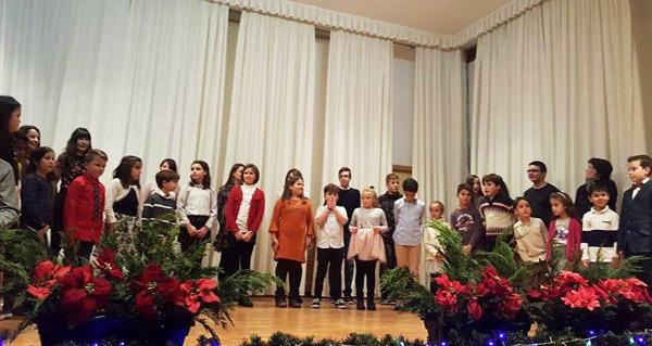 Photo of Certame de Nadal da Escola Municipal de Música de Trives e obradoiro na biblioteca