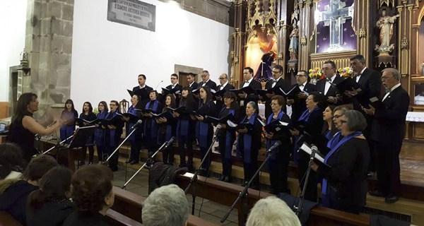 Photo of Tres coros actuarán no Concerto de Nadal da Pobra de Trives