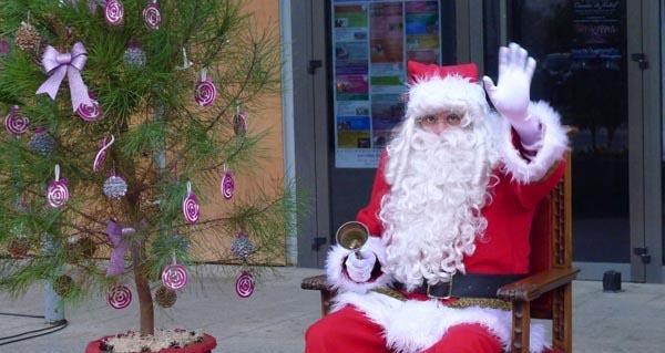 Photo of Papá Noel e o Apalpador percorrerán a vila do Barco na tarde do 21 de decembro