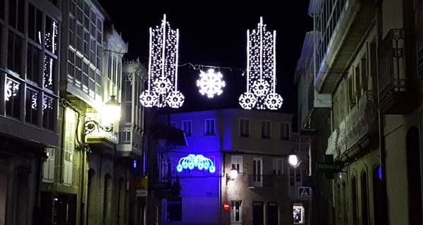 Photo of Trives acende o Nadal