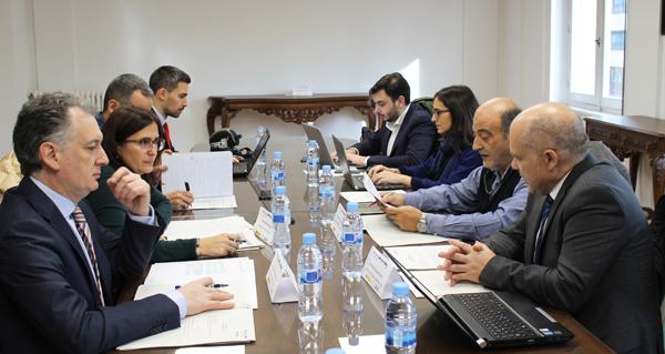 """Photo of Reunión dos socios do proxecto europeo """"Raia Termal"""" para valorar as actuacións programadas"""