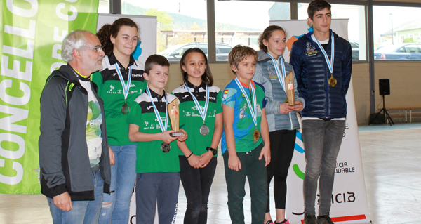 Photo of O campionato galego de remudas reúne en Quiroga a máis de 200 orientadores