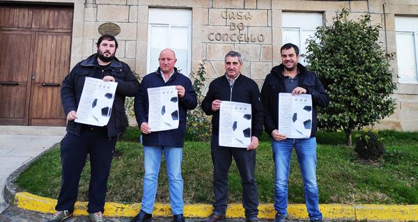 Photo of Fútbol sala e solidariedade unen a asociacións e concellos nas Terras de Trives