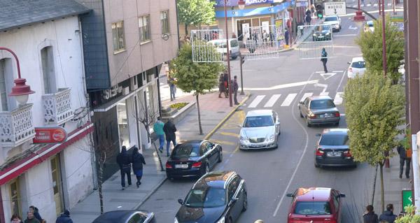 Photo of Complicada mañá para o tráfico no Barco