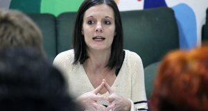 """A deputada do BNG Olalla Rodil dará unha charla sobre """"feminismo hoxe"""" en Quiroga"""