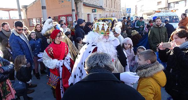 Photo of A Rúa despide o Nadal coa visita dos Reis Magos a diferentes puntos da vila