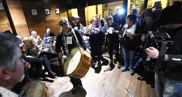 Photo of Sete grupos participarán na IV Foliada e Cantos de Taberna da Festa do Botelo