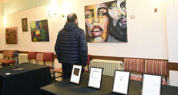Photo of Exposición de xóvenes artistas no Barco, comisariada pola valdeorresa Alba Nogueira
