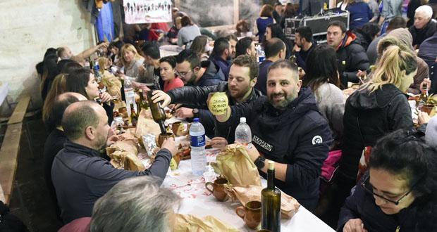 Photo of 400 persoas celebran en Piñeiro o 25 aniversario da Cea do Cocido