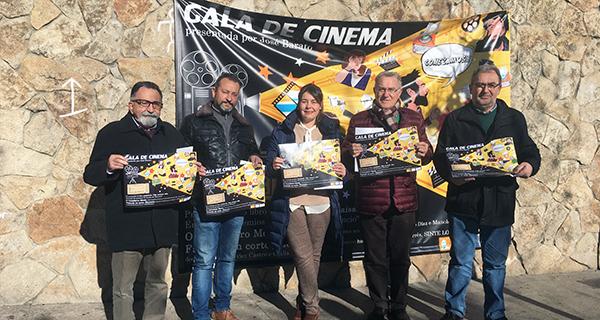 """Photo of Florencio Delgado Gurriarán, protagonista da """"Gala do Cinema"""" que se celebrará este venres no Barco"""