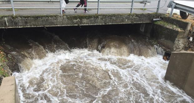 Photo of As chuvias fan medrar considerablemente o Sil e os seus afluíntes, ao seu paso polo Barco