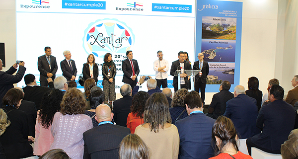 Photo of Xantar celebra este ano o 20 aniversario