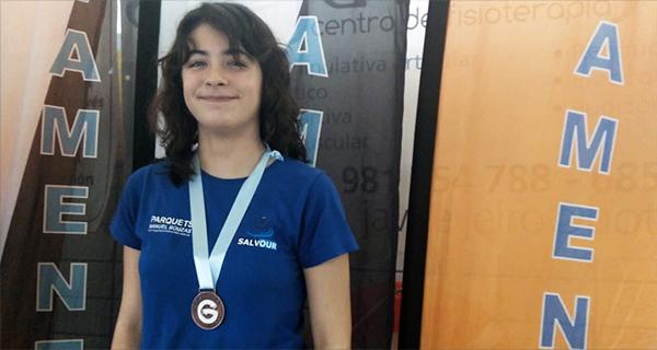 Photo of A ourensá Blanca Corrales logra un bronce no galego de salvamento e socorrismo deportivo
