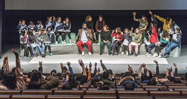 Photo of A tolerancia ou a solidariedade, entre os puntos do Pleno Infantil de Verín