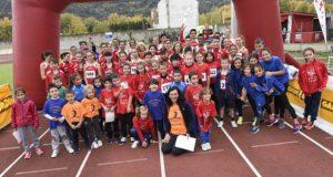 O Adas do Barco, o club máis laureado de Galicia en campionatos autonómicos de atletismo