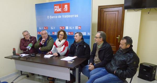 """Photo of O PSdeG denuncia """"a situación de precariedade da sanidade de Valdeorras"""""""
