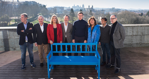 Photo of Presentación dos candidatos do PP á alcaldía das sete cidades galegas