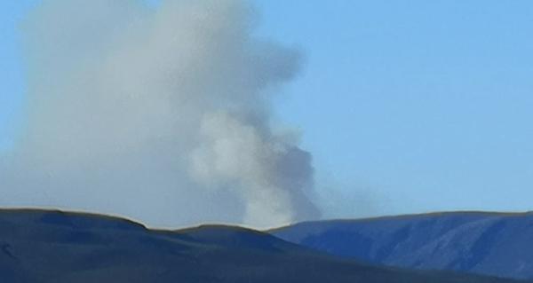Photo of Extinguido o incendio forestal de Requeixo (Chandrexa) tas queimar 175 hectáreas