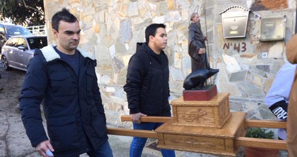 Photo of Coedo (O Barco) honra ao seu patrón, San Antonio