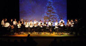 Concerto do Conservatorio e da Escola de Música do Barco polo Día da Paz