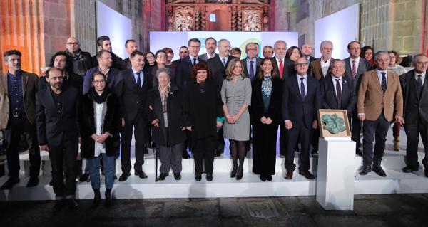 Photo of O Mosteiro de Santa María de Montederramo, escenario da entrega dos Premios da Cultura Galega