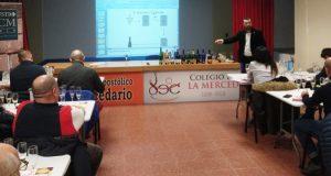 Curso sobre licores e destilados, no Museo Claustro Mercedario de Verín