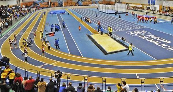 Photo of A pista cuberta de Ourense acolle este domingo o XXXIV campionato de Galicia absoluto e sub 23