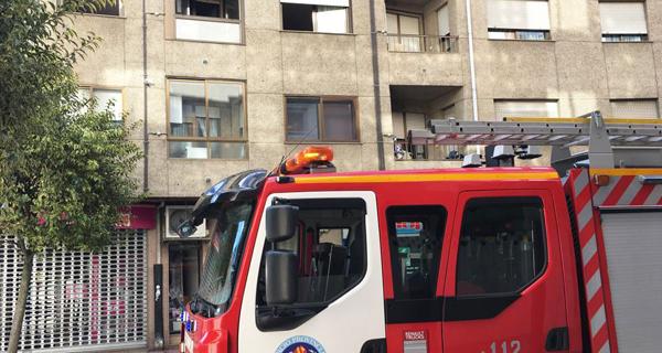 Photo of Incendio nun edificio do Barco