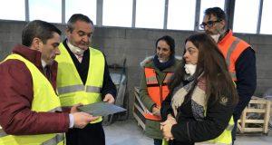 Uns 353.300 euros en axudas para reducir o po de sílice en 4 canteiras da comarca de Quiroga