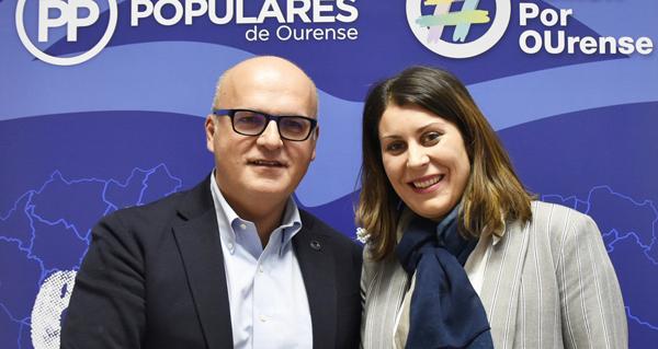 Photo of Melisa Macía liderará a candidatura do PP en Vilariño de Conso nas eleccións locais