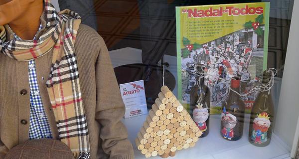 Photo of Os 1.000 euros da campaña de Nadal de AEVA e do Barco CCA xa teñen donos