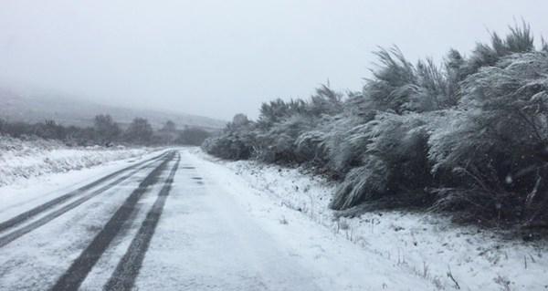 Photo of Actívase a fase de alerta por nevadas do Plan de vialidade invernal en estradas ourensás e lucenses